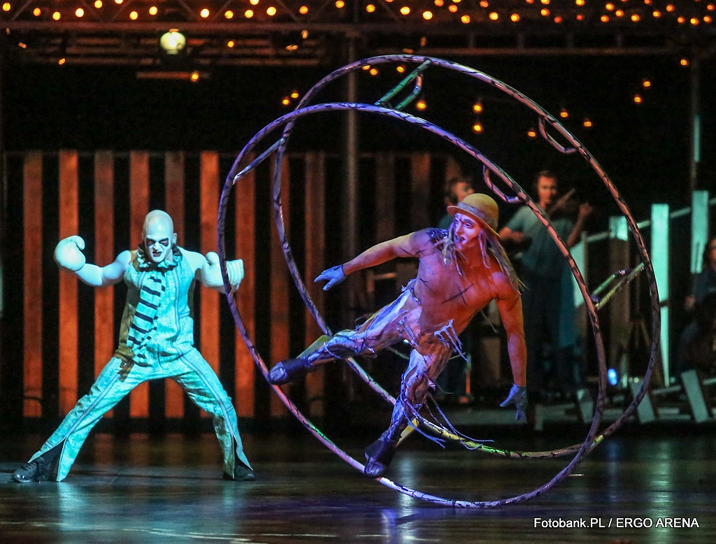 cirque du soleil 5 essay