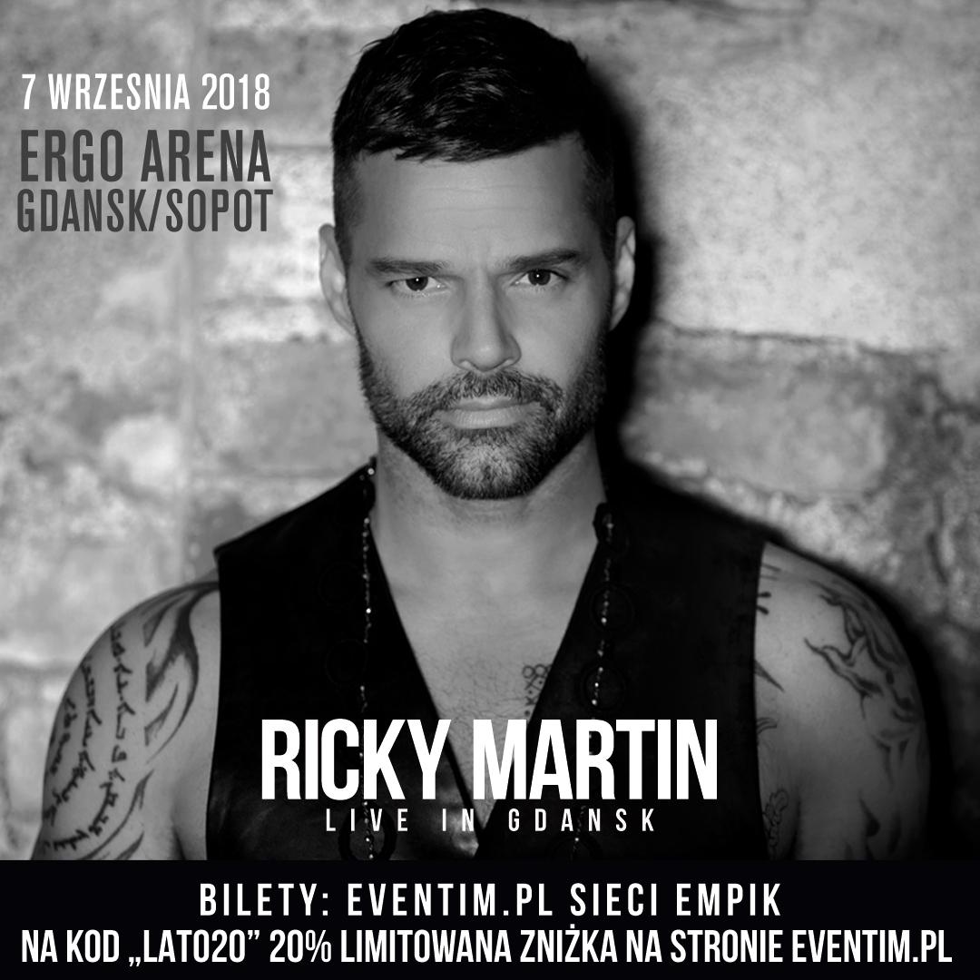 Ricky martin ergo arena back to the event list m4hsunfo