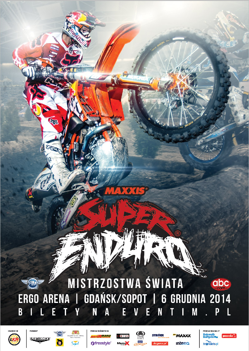 2014-10-27_Official_Poster_Super_Enduro_Gdansk_2015_