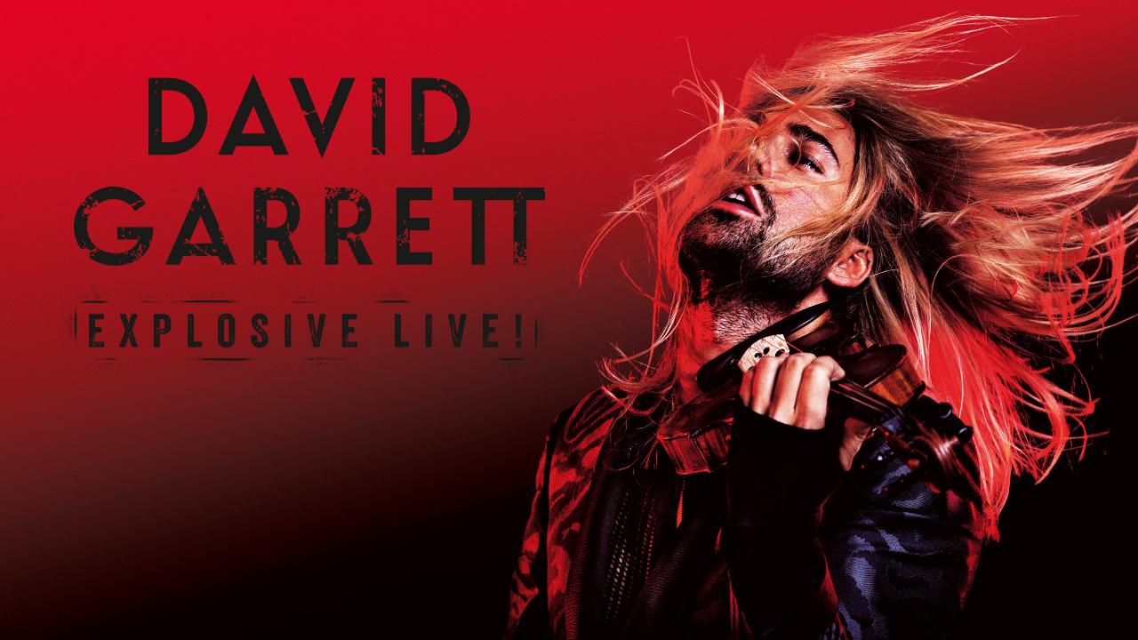 David Garrett - ERGO ARENA